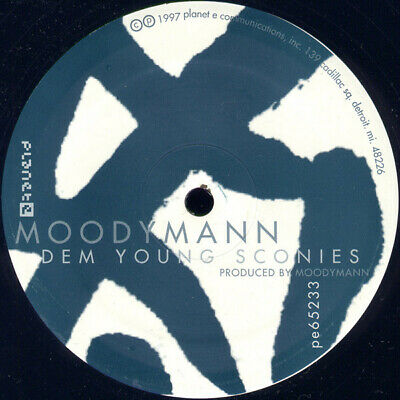 Moodymann - Dem Young Sconies / Bosconi 12  Vinyl, Near Mint • 28£