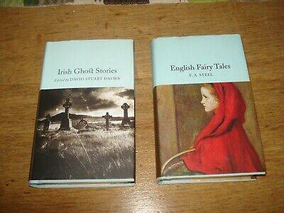 £17 • Buy Irish Ghost Stories & English Fairy Tales (Macmillan Collector's Library) H/B/S