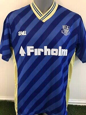 ULTRA RARE Southend United Home Shirt 1988/90 AMAZING CONDITION Med 1989 1990 89 • 299.99£