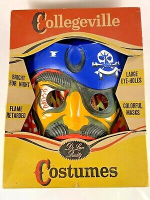 $ CDN99.60 • Buy Vintage Collegeville Pirate Costume Adult Size M                      15