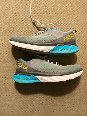$ CDN26.39 • Buy Hoka One One Arahi 3 Womens Size 10 Blue/Gray Athletic Running Shoes