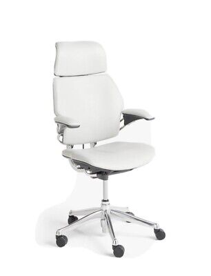 Technogel Seat For Humanscale Freedom Chair - Leather Newmarket Sesamo Colour • 109.99£