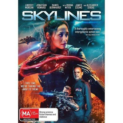 AU22.50 • Buy Skylines Dvd, New & Sealed ** New Release ** 130121, Free Post