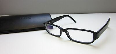 Hugo Boss Glasses Frames Black Gloss With Case Hardly Worn • 23£