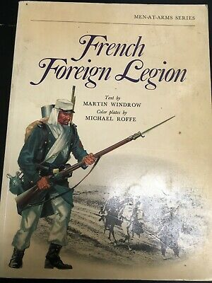 £10.59 • Buy Men-At-Arms: FRENCH FOREIGN LEGION - Free Shipping