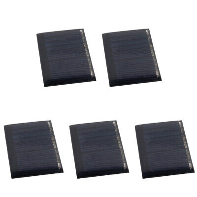 $5.37 • Buy Polycrystalline Silicon Solar Panel Power Cell Battery Charger Solar Panel