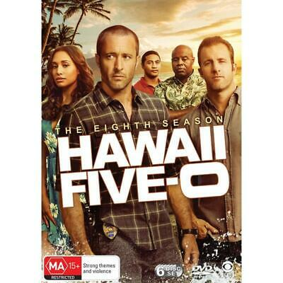 AU24.90 • Buy Hawaii Five-o 5-0 Season 8 Dvd, New & Sealed, 260918, Free Post