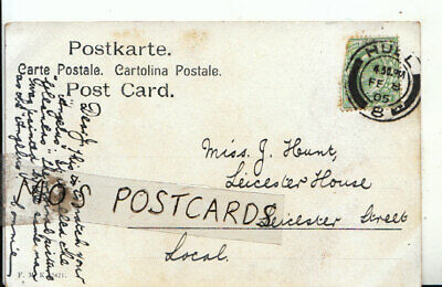 £3.99 • Buy Genealogy Postcard - Hunt - Leicester House, Leicester Street - Hull - Ref 8079A
