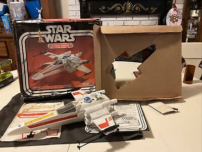 $ CDN195.52 • Buy Vintage Star Wars X-Wing Fighter In The Original Box With Instructions!
