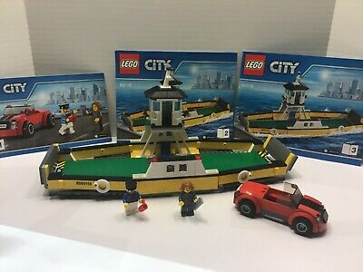 £76.51 • Buy Lego CITY HARBOR (60019) 100% Complete With Manual And Minifigs
