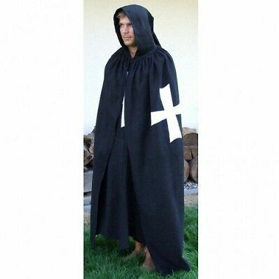 Medieval Tunic, Surcoat & Cloak For Role Play Reenactment SCA Larp • 85.99£