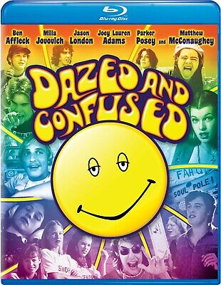 $8.99 • Buy Dazed And Confused Blu-ray Milla Jovovich NEW