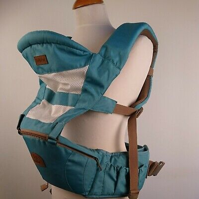 Bebear Baby Carrier And Hip Seat, Adjustable Hip Belt, Used • 18.60£