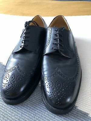 Bally Mens Shoes Size 12  Black  NEW!  Smart Shoes Fab Christmas Present • 69£