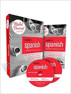 £15.94 • Buy Insider's Spanish: Intermediate Conversation Course (Learn Spanish With The Mich