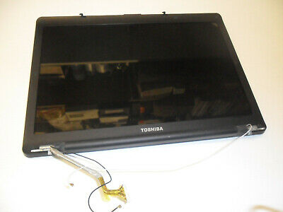 £19.99 • Buy Toshiba Equium A200-1v0 Laptop Lcd Screen, Top/cover, 15.4