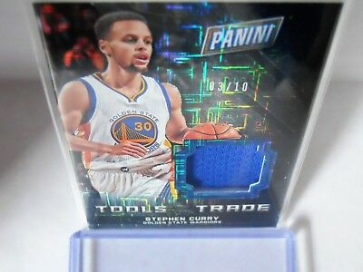 AU307.82 • Buy Stephen Curry 2016 The National Tools Of The Trade Infinite Refractor SSP #d /10