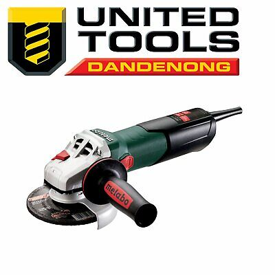 AU228 • Buy Metabo W 9-125 Quick (600374000) Angle Grinder