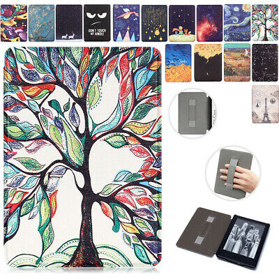 AU17.89 • Buy For All-New Amazon Kindle 2019 6  Patterned Flip Leather Ultra Slim Cover Case