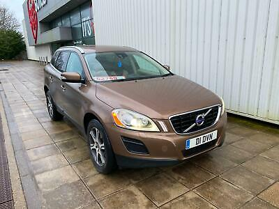 Volvo XC60 2.4TD D5 ( 205ps ) AWD Geartronic SE Lux • 4,789£