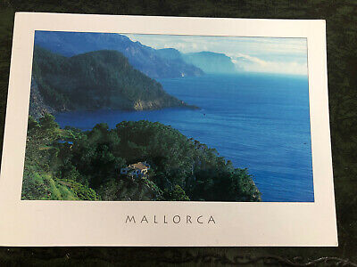 Used Postcard. Mallorca North Coast. Majorca. Spain • 0.99£
