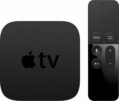 AU159.61 • Buy Genuine - Apple TV – 32GB (4th Generation) - Black (MGY52LL/A) - No Box - VG