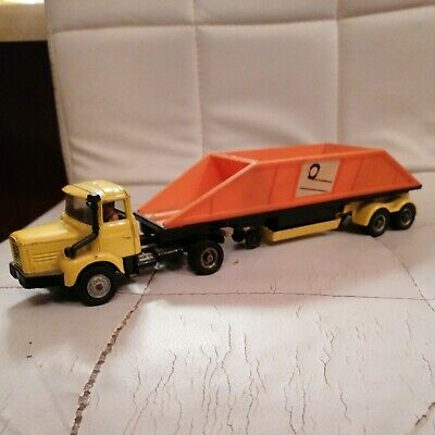 Vintage Corgi Major Berliet Crane Model Vehicle Cars Trucks Lorries Games Toys • 24.99£