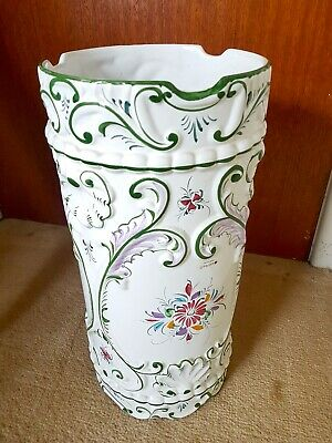 AU25 • Buy Umbrella Stand - Made In Portugal By Saywell. Hand Painted