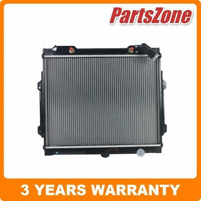 AU149.99 • Buy Radiator Fit For Mitsubishi Pajero NH NJ NL NK 89-97 3.5L V6 Petrol Auto Manual