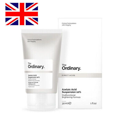 30ML The Ordinary AZE LAIC ACID Suspension 10% Bright Skin Whitening Face Cream • 7.88£