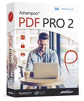 PDF Pro 2 - PDF Editor To Create, Edit, Convert And Merge PDFs - 100% Compatible • 37.98£