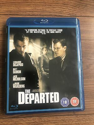 £3.99 • Buy The Departed [Blu-ray] Disc Ex Film