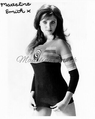 £19 • Buy Madeline Smith Officially Signed Photograph MISC01