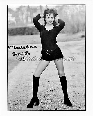 £19 • Buy Madeline Smith Officially Signed Photograph MISC02
