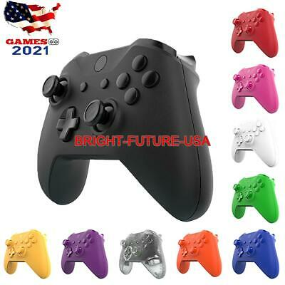 $15.95 • Buy For Xbox One S Controller Custom Full Shell Cover Buttons Mods Kits Replacement