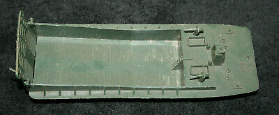 Airfix Poly Tank Landing Craft HO/OO Scale Model Green. • 15£