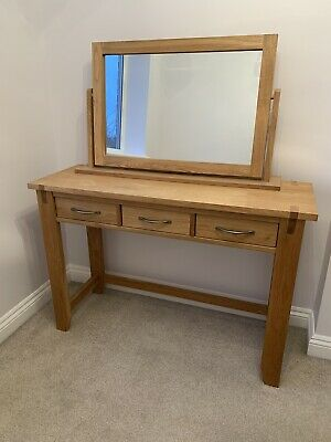 Next Oak Dressing Table • 56£