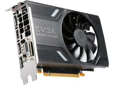 $ CDN357.24 • Buy EVGA GeForce GTX 1060 6GB SC Gaming GDDR5 06G-P4-6163-KR Video Graphics Card GPU