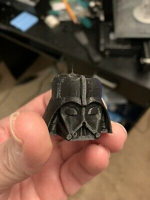 3D Printed Darth Vader Boy Scout Cub Neckerchief Slide • 8.09£