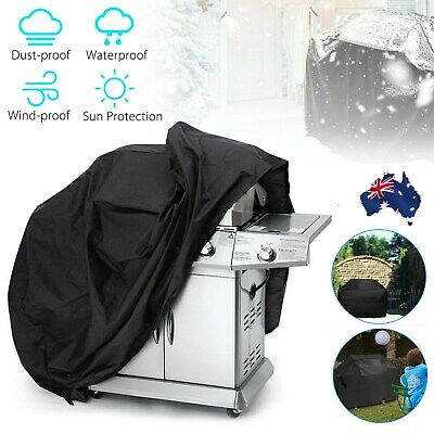 AU20.99 • Buy 2/4/6 Burner BBQ Cover Heavy Duty Waterproof Outdoor Barbeque Grill Protector AU