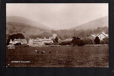 £7 • Buy Barbon, Village View - North Of Kirkby Lonsdale - Real Photographic Postcard