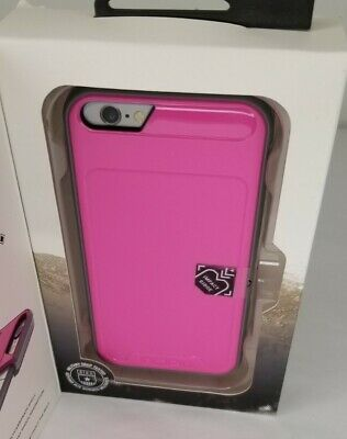 AU6.68 • Buy Incipio Performance Case For Apple IPhone 6 6s 4.7  - Coral Pink