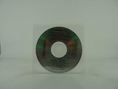 CYPRESS HILL CYPRESS HILL (180) 15 Track Promo CD Album Plastic Sleeve COLUMBIA • 5.05£