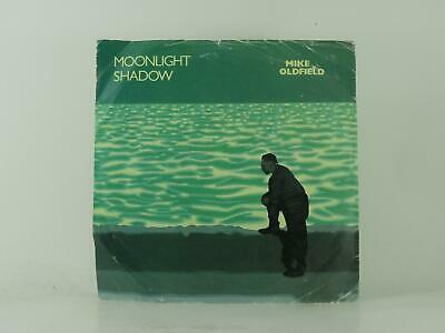 MIKE OLDFIELD MOONLIGHT SHADOW (31) 2 Track 7  Single Picture Sleeve VIRGIN RECO • 3.41£