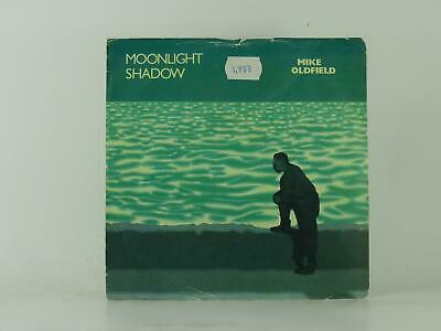 MIKE OLDFIELD MOONLIGHT SHADOW (33) 2 Track 7  Single Picture Sleeve VIRGIN RECO • 3.41£