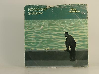MIKE OLDFIELD MOONLIGHT SHADOW (68) 2 Track 7  Single Picture Sleeve VIRGIN RECO • 3.41£