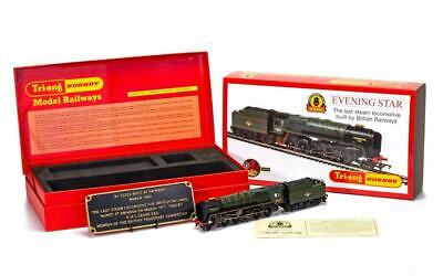 Hornby  Br 92220 Evening Star Centenary Year Limited Edition. R3821 • 150£
