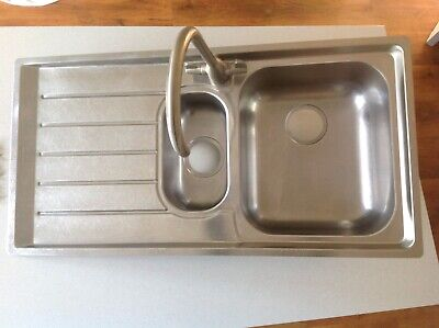 Kitchen Sink And Tap By Franke • 35£