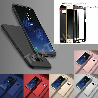 $ CDN4.89 • Buy Case For Samsung Galaxy S20 S10 S9 Plus Cover 360 Luxury Thin Shockproof Hybrid