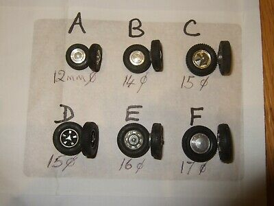 CORGI Toys? Wheels,tyres (I Believe) 6 Types, From What? PLEASE Advise, METTOY.  • 0.01£